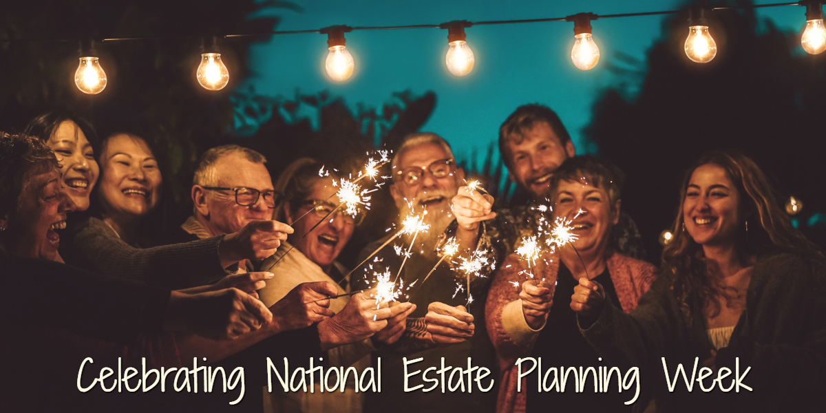 Estate Plan Celebrations